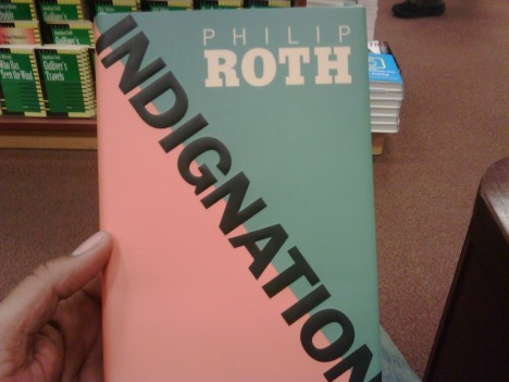 INDIGNATION by Philip Roth tha Bawwwwwssssss